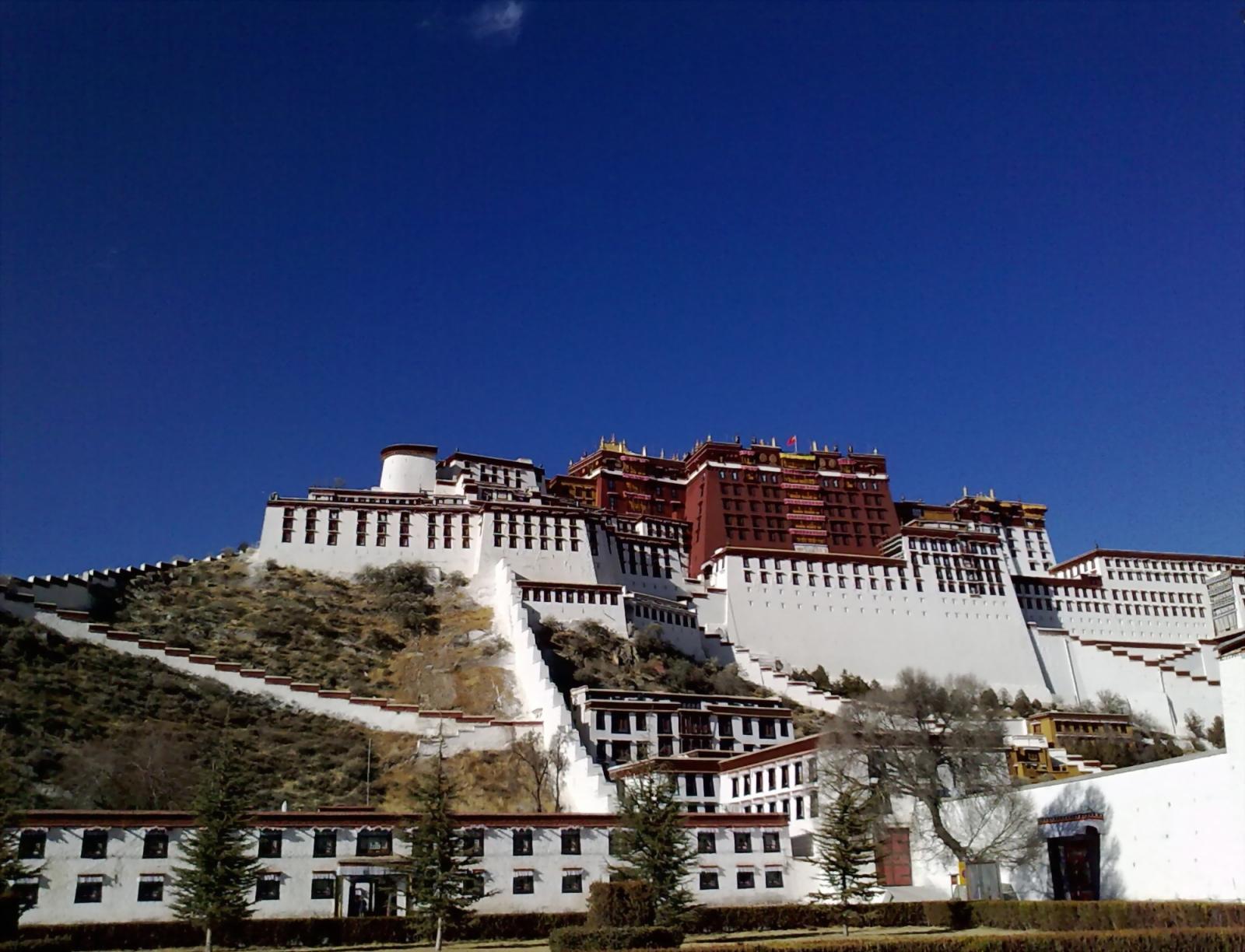 【西藏旅游】昆明直飞拉萨—纳木措—羊八井4日游